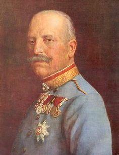 Austro-Hungarian Army - Colonel General Friedrich Freiherr von Georgi