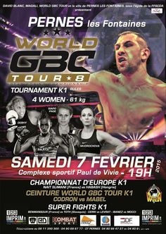 WKN France | World GBC Tour 8 Fight Night in Pernes Les Fontaines