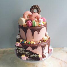 Sophia's Birthday Bonanza Cake