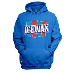 Ice Wax Hoody - Royal Blue