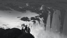 ArtStation - Eytan zana class week 1 & 2 best of thumbnails, Wavenwater Michael Guimont