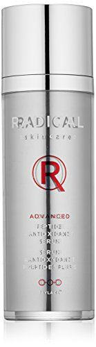 Radical Skincare Advanced Peptide Antioxidant Serum 1 oz >>> Visit the image link more details.(This is an Amazon affiliate link)