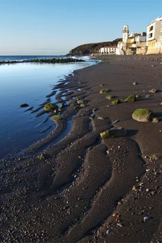 Tenerife, Candelaria beach... Canary island, Spain.Our article on 19 of the best European beaches: http://www.europealacarte.co.uk/blog/2011/03/28/best-beaches-europ