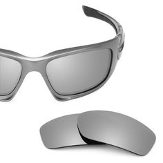 4ce5a940ed Revant Replacement Lenses for Oakley Scalpel Polarized Titanium. Revant  Repel™ nano-coating - repels water and dust. Color - Titanium MirrorShield™  ...
