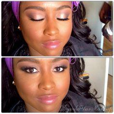 Bridal makeup DyvaPlusMakeup