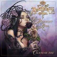 CAL17 - The Midnight Rose Calendar