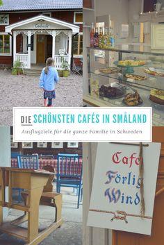 Ausflugsziele für die ganze Familie in Schweden: Die schönsten Cafés in Småland