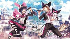 Happy Tree Friends, Vocaloid, Tokyo Winter, Zutto Mae Kara, Sanrio Danshi, Honey Works, Fruits Basket Anime, The Ancient Magus, Little Kittens
