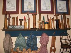 Bonnets & bobbins