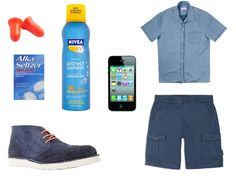 Men's Health's one-week holiday packing list - Men's Health