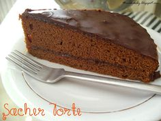 Sacher Torte - The Famous Classic Made Easy