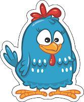 kit vetores galinha pintadinha gratis