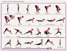 Portable Yoga Workout