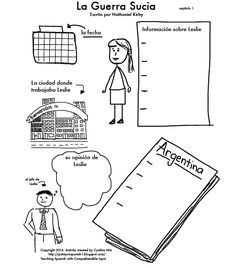 Teaching Spanish w/ Comprehensible Input: Graphic Organizers and Reading in the MFL classroom