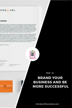 Do you know your need to have a brand for your business but don't know where to start? This post was written with you in mind. Click through and learn more about branding. how-to-brand-your-business-and-be-more-successful-03