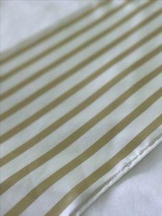 Gold Stripe runner