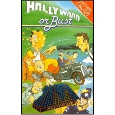Hollywood Or Bust for Commodore 64 from Mastertronic