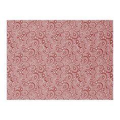 White Lace Lacy-Look Design Fleece Blanket
