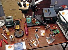 surface mount soldering