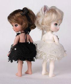 """좋아요 6개, 댓글 3개 - Instagram의 mini(@petite_jiwoo)님: """"#petitejiwoo #doll #resindoll #dollstagram #toy #arttoy #tiny #handmade #dollpainting #dollmakeup…"""""""