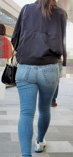 Sexy Jeans, Skinny Jeans, Girls Jeans, Denim Pants, Sexy Women, Tights, Booty, Siri, Fashion