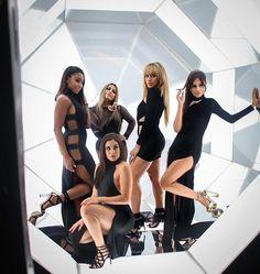 Fifth Harmony last night (via @jessecastell)