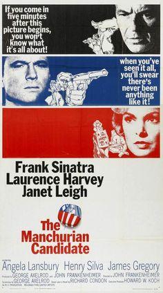 THE MANCHURIAN CANDIDATE / El mensajero del miedo (John Frankenheimer, 1962)