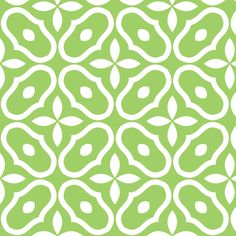 Mosaic in Green by Leaf Green