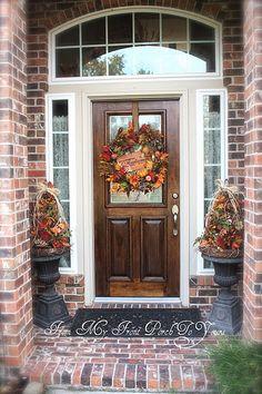 Fall Porch Decorating Ideas   Luxury Lifestyle, Design & Architecture blog by Ligia-Emilia Fiedler