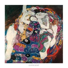 Gustav Klimt - La vergine