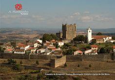 Castelo de #Bragança Zona histórica de Bragança A. Montesinho Turismo