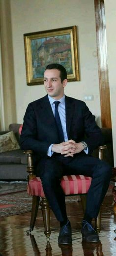 Prince fakruddin ahmed fuad farouk , the grand son of king farouk