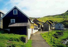 Gallery of pictures from Mykines