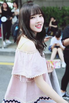 Hit me dig a star Kpop Girl Groups, Korean Girl Groups, Kpop Girls, Pop Fashion, Asian Fashion, G Friend, Attractive People, Girl Costumes, Asian Beauty