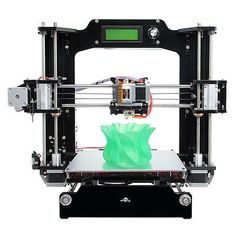 cool New 3D printer DIY Print 6 filament Full Acrylic Frame Prusa I3 X self-assembly - For Sale Check more at http://shipperscentral.com/wp/product/new-3d-printer-diy-print-6-filament-full-acrylic-frame-prusa-i3-x-self-assembly-for-sale/