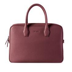 Business Bag || colour: marine || CHI CHI FAN Hamburg
