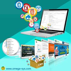 cms website development http://omega-sys.com/
