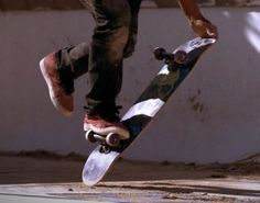 I like old school skateboarding. I also like M83. Therefore, I like this video. Look at me using math.Some cool, old-school skateboarding footage cut from Gleaming the Cube with M83's Midnight Cityplaying over makes for an awesome little video. If you aren't impressedhere's something a little