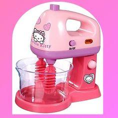 Hello KItty stand mixer!
