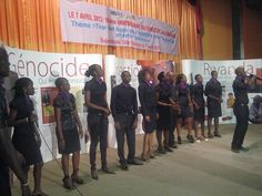 Young Rwandese Commemorate the Rwanda Genocide by United Nations Information Centres, via Flickr