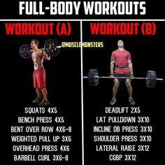 Strength training crossfit full body 66 ideas for – Fitness And Exercises Pull Up Workout, Workout Splits, Full Body Workout Routine, Aerobics Workout, Mens Full Body Workout, Full Body Strength Workout, Boxing Workout, Fitness Motivation, Weight Training Workouts