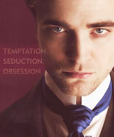Temptation...yes  Seduction...yes  Obsession...definitely.  <3