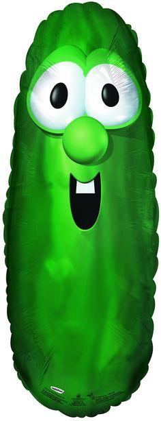 - Balloon Insider -: Veggie Tales!