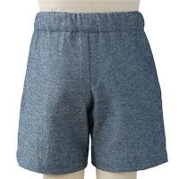 Oliver + S Sunny Day Shorts Free Sewing Pattern Sizes: 6m-12y