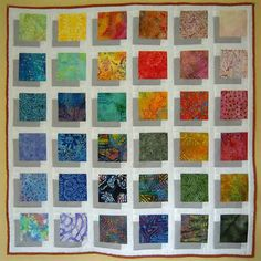 1000 Images About Shadow Box Illusion Quilts On