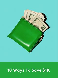 10 easy ways to save money in 2015