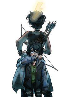 Percy Jackson Fandom, Arte Percy Jackson, Dibujos Percy Jackson, Percy Jackson Head Canon, Percy Jackson Characters, Percy Jackson Quotes, Percy Jackson Books, Solangelo, Percabeth