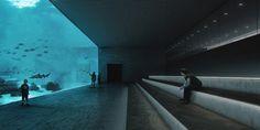 Mikolai Adamus' Proposal for a New Aquarium in Gdynia