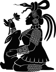 Ixchel, within the Mayan culture, has often been referred to as a mother Goddess or Mother Earth because of her connections with fertility and procreation. She is also often associated with the moon, earth, war and rain.