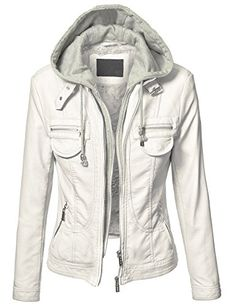 Lock and Love Women's Removable Hoodie Faux Fur Lined leather Jacket S WHITE Lock and Love http://www.amazon.com/dp/B00R1RBYAA/ref=cm_sw_r_pi_dp_wQyNub0D1JA5G